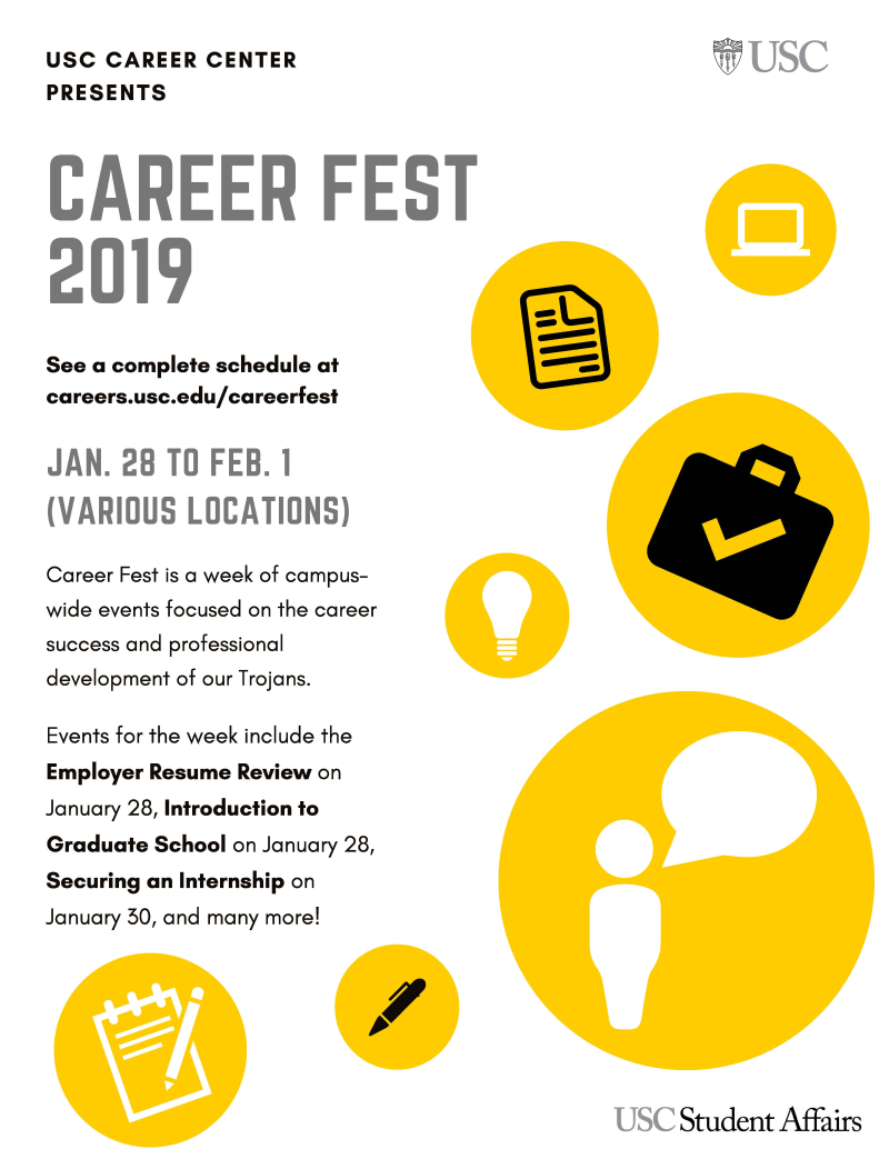 USC career_fest_flyer